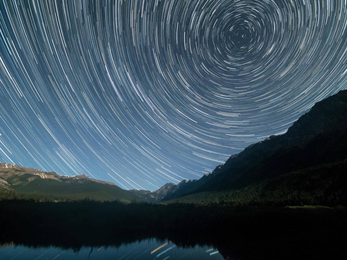 stars interior British Columbia