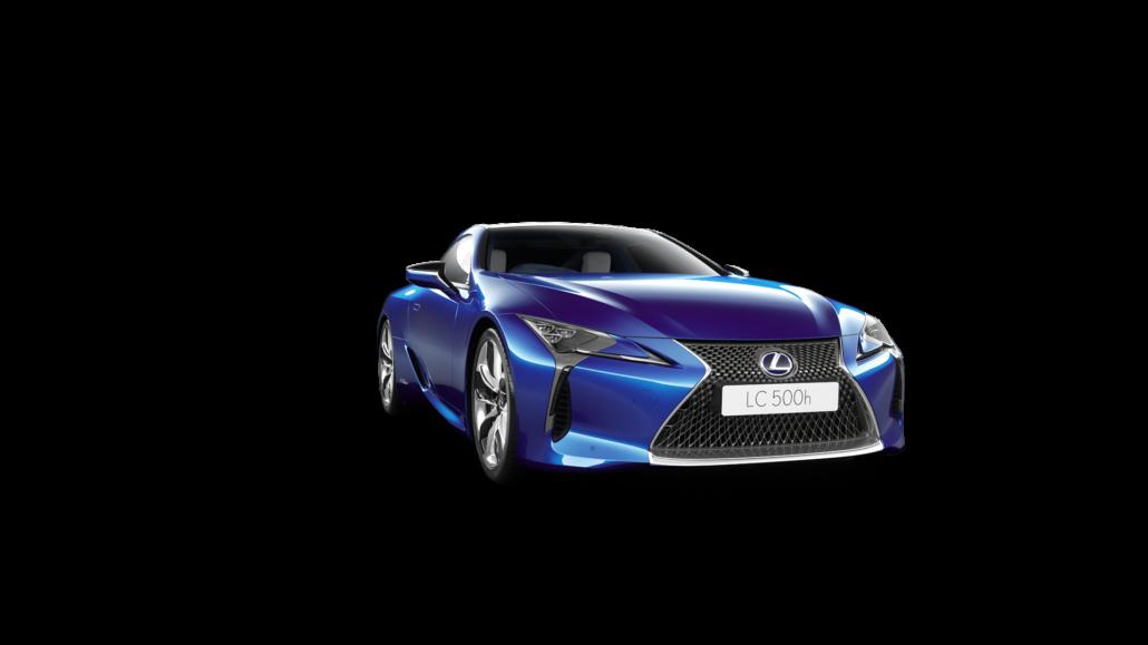 Lexus Luxury coupe